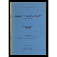 ION Annual Report 1976-77