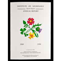ION Annual Report 1989-90