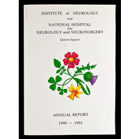 ION and NHNN Annual Report 1990-91