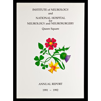 ION and NHNN Annual Report 1991-92