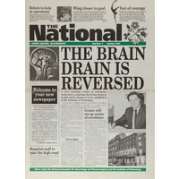 The National - Issue no. 1