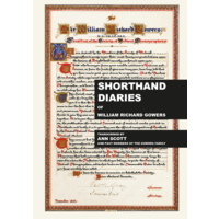 Shorthand diaries of William Richard Gowers
