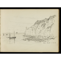 Gowers sketchbook: coastal landscapes