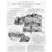 National hospital leaflet