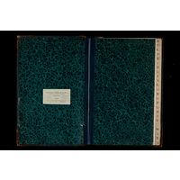 Secretary's letter book  1908 to 1932