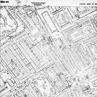 Map of Bloomsbury 1894-96