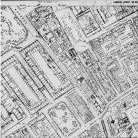 Map of Bloomsbury 1911