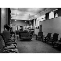 Outpatients Waiting Area Powis Wing Jan 1954