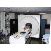 Maida Vale Hospital CT Scanner