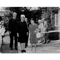 Opening of the  Finchley Rehabilitation Unit. 1967