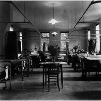 Maida Vale Hospital ward 1958.