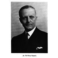 Sir Percy Sargent