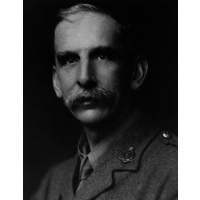 Sir Victor Horsley in uniform