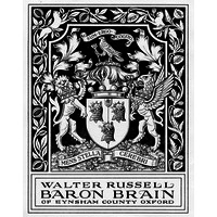 Baron Brain Coat of Arms