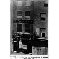 The Old Queens Head 1909