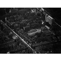 Aerial Photograph, Great Ormond Street & Queen Square