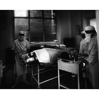Anaesthetics Room 1936