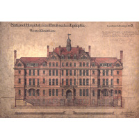 NHNN architects drawing 1883