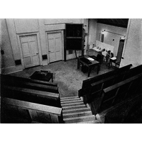 The Outpatients Lecture Theatre