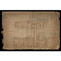 National Hospital - ground floor plan
