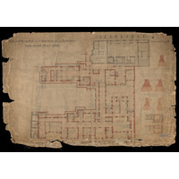 National Hospital - basement floor plan