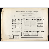 Powis Place Pavilion - ground floor plan