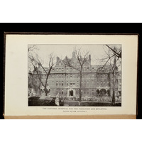 National Hospital for the Paralysed and Epileptic, (Queen Square Frontage)
