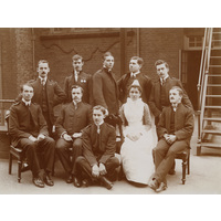 Nurses Group John Back Ward