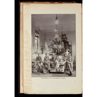 Christmas in a soldiers' ward