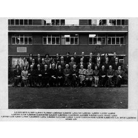 Consultants Group Photograph 1974