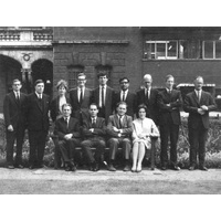 1965 August Gilliatt Group
