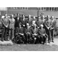 1977 Gilliatt Group Photo