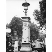 Queen Square water pump