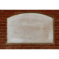 Finchley Plaque Powis Place 2017