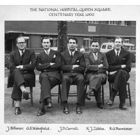 National Hospital Centenary year 1960