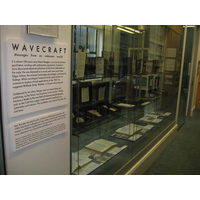 Wavecraft exhibition display