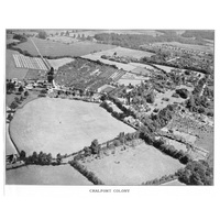 Chalfont Colony from the air