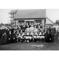 Colony Football team 1914-5