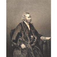 Portrait of David Wire, Lord Mayor of London