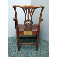 Hughlings Jackson's chair