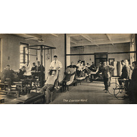 The exercise ward