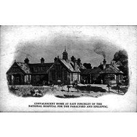 Convalescent home at East Finchley