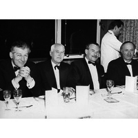 Dr Critchley Dinner. 5 Feb 1965