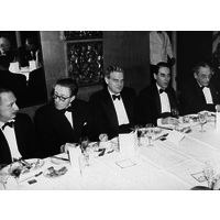 Dr Critchley Dinner 5 Feb 1965