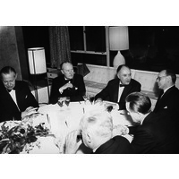 Dr Critchley dinner. 5th Feb 1965