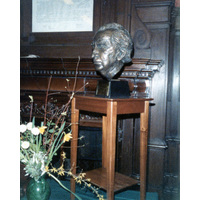 02 bust of Dr J Purdon Martin