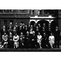 Registrars and Housemen May 1962