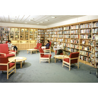 Gowers Library refurbished 1990s