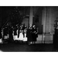 Nurses' Christmas choir