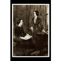 Johanna and Louisa Chandler